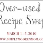 Over-Used Recipe Swap