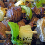 Curried Kabobs