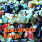 Chunky Guacamole Relish