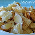 Coconut Almond Chex Mix (Goblin Grub)