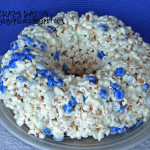 Popcorn Cake (Trick-or-Treat Cake)