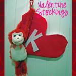 Valentine Stockings & Stuffer Ideas