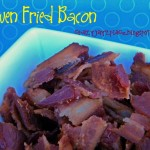 How To Make Oven Fried Bacon