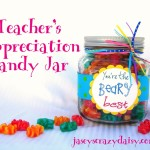You're the Beary Best Teacher Appreciation Gift {with free printable}