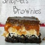 Snickers Brownies Recipe Update