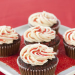 Vegan Red Velvet Cupcakes {and Cake Ladies: Celebrating a Southern Tradition Cookbook Giveaway}