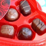 Fun Valentine Tradition – Sampling of Box of Chocolates Before Getting Out of Bed