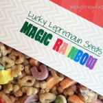 Leprechaun Magic Rainbow Seeds {St. Patrick's Day Printable Treat Bag Toppers}