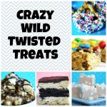 Crazy Wild Twisted Treats