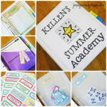 How to Keep Kids Learning During the Summer With Easy Summer Academy Binders