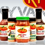 Appreciate the Goodness: Kyvan Product Sampler Giveaway ($60.00 value)