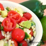Southwest Salad {Choose Your Own Grain}