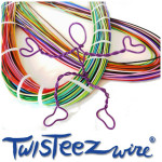 Art Project for Kids {Wire Sculptures with Twisteez Wire Giveaway}
