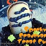 Halloween Treats: Spooky Graveyard Cups