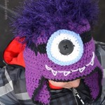 DIY Monster Minion Hat