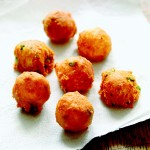 Mozzarella Parmesan Fritters (plus Italian Kitchen Cookbook Sweepstakes)
