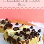 Classic Chocolate Chip Cookie Bars