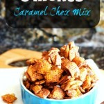 S'mores Chex Mix