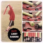DIY Light Sabers