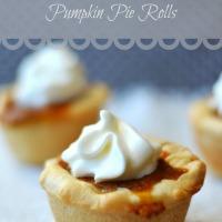 Delicious Pumpkin Rolls