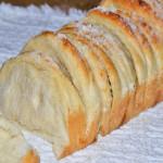 Parmesan Garlic Pull Apart Bread