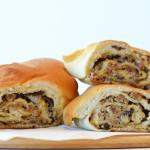 Sausage Mushroom Stromboli