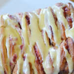Orange Raspberry Pull Apart Bread