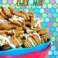 Cinnamon Bun Chex Mix